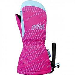 Reusch MAXI R-TEX XT MITTEN ružová 2 - Lyžiarske rukavice
