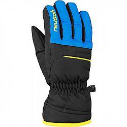 Reusch REUSCH ALAN JUNIOR modrá 4 - Zimné rukavice