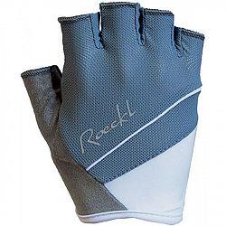 Roeckl DENICE modrá 7 - Dámske cyklistické rukavice