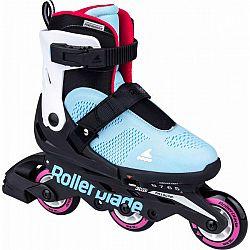Rollerblade MICROBLADE FREE G  23 - 26 - Detské inline korčule