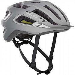 Scott ARX PLUS sivá (51 - 55) - Cyklistická prilba