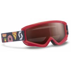 Scott JR AGENT AMPLIFIER - Detské lyžiarske okuliare