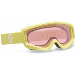 Scott JR AGENT SGL AMPLIFIER - Detské lyžiarske okuliare