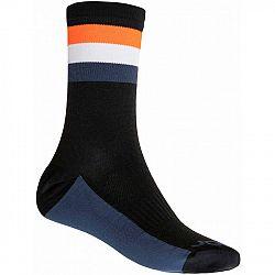 Sensor COOLMAX SUMMER STRIPE oranžová 39 - 42 - Ponožky