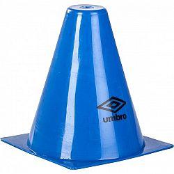 Umbro COLOURED CONES - 15cm modrá  - Kužeľ