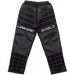 Unihoc SHIELD PANTS - Juniorské florbalové brankárske nohavice