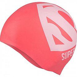 Warner Bros ALI ružová NS - Plavecká čiapka