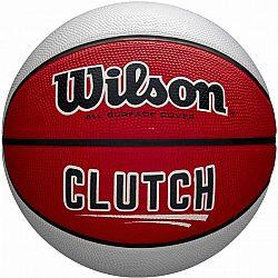 Wilson CLUTCH BSKT - Basketbalová lopta