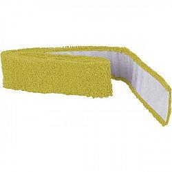 Yonex GRIP AC 402 FROTÉ žltá NS - Tenisová omotávka