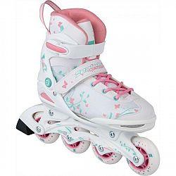 Zealot CONTOUR 2 IN 1 - Detské in-line korčule a korčule na ľad v jednom