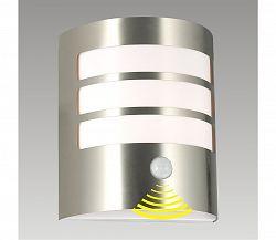 Prezent Vonkajšie nástenné svietidlo so senzorom TOLEDO 1xE27/11W/230V