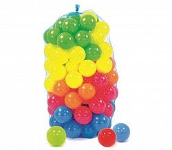 Loptičky plastové - 300ks