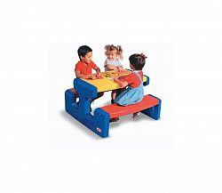Piknikový veľký stolček Little Tikes