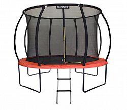 Trampolína Marimex PREMIUM 305 cm + vnútorná ochranná sieť + schodíky ZADARMO