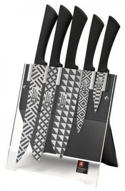 Amefa Blok na nože AMEFA mono geo + 5 nožov