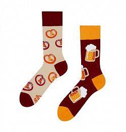 DEDOLES Veselé ponožky DEDOLES pivo 43-46