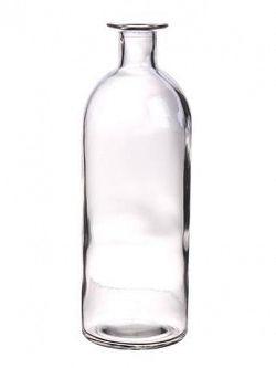 DUIF Sklenená váza CARO 20cm
