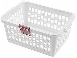 heidrun Plastový košík HEIDRUN 36,5x25,5x15,5cm 2ks