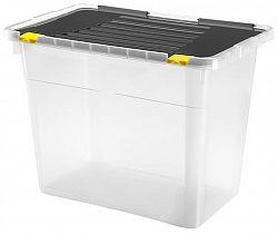 heidrun Plastový úložný box s vekom HEIDRUN One 100l