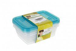 Keeeper Dóza na potraviny Fresh & amp; Freeze, 3 ks, 1,25 l
