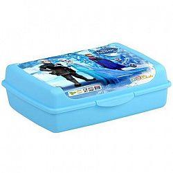Keeeper Plastový desiatový box Ľadové kráľovstvo 3,7l