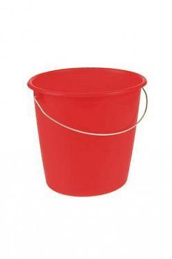 Keeper Plastové vedro KEEEPER 5l červená