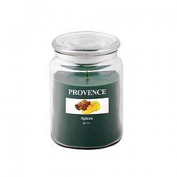 Provence Vonná sviečka v skle PROVENCE 510g, korenie