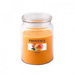 Provence Vonná sviečka v skle PROVENCE 510g, mango