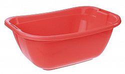 Tontarelli Plastová vanička TONTARELLI 22l korálovo červená