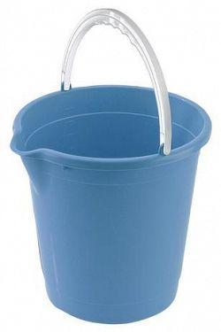 Tontarelli Plastové vedro s výlevkou TONTARELLI 10l modré