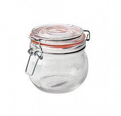 TORO Dóza sklo, patentný uzáver, 450 ml