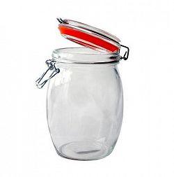 TORO Dóza sklo, patentný uzáver, 740 ml