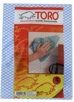 TORO Handra univerzálna, 5 ks