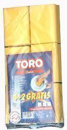 TORO Hubka na riad tvarovaná, 4 + 2 ks