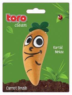 """TORO Kefa """"mrkva"""", plast"""