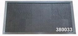 TORO Rohožka gumová s hrotmi, 38 x 68 cm