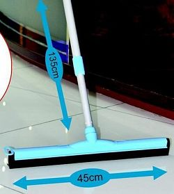 TORO Stierka na podlahu s teleskopickou tyčou TORO