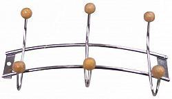 TORO Vešiak drôtený, 3 háčiky