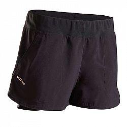 ARTENGO šortky Sh Dry 500 čierne