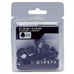 KIPSTA Nylonové štuple 13-16 mm
