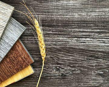 Ekologické organické vinyové podlahy bez PVC