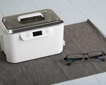Ultrazvuková čistička na šperky i okuliare. Recenzie poradia tie najlepšie!