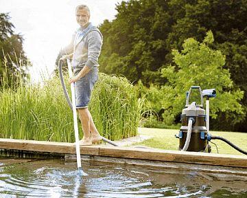 Ako vybrať jazierkový vysávač?