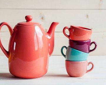 Ako vybrať čajový set pre jedného, pre dvoch z porcelánu či skla +  návod na prípravu čaju