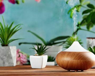 Čistenie čajového, ventilátorového, ultrazvukového difúzera