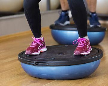 Balančná podložka na zdravé sedenie na stoličku, SM systém, pre deti i dospelých – ako vybrať + cviky