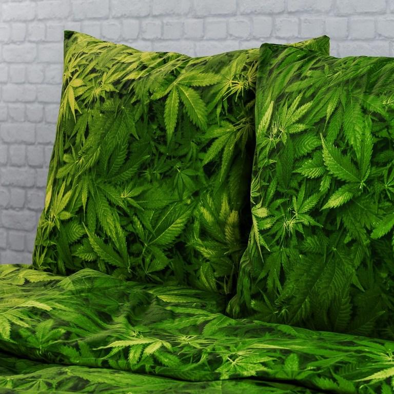 4Home bavlnené obliečky Aromatica, 140 x 220 cm, 70 x 90 cm