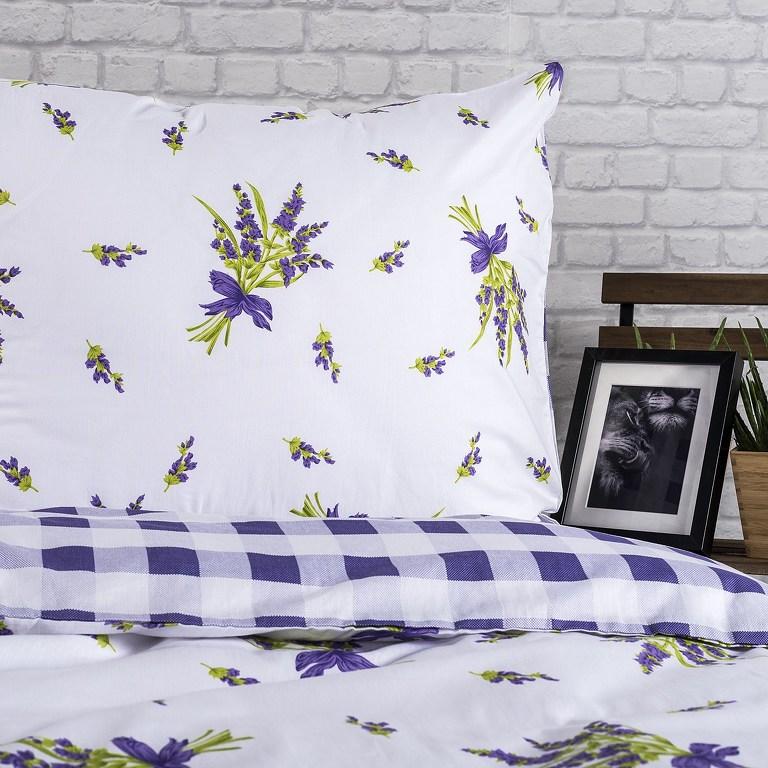 4Home Bavlnené obliečky Provence, 140 x 200 cm, 70 x 90 cm