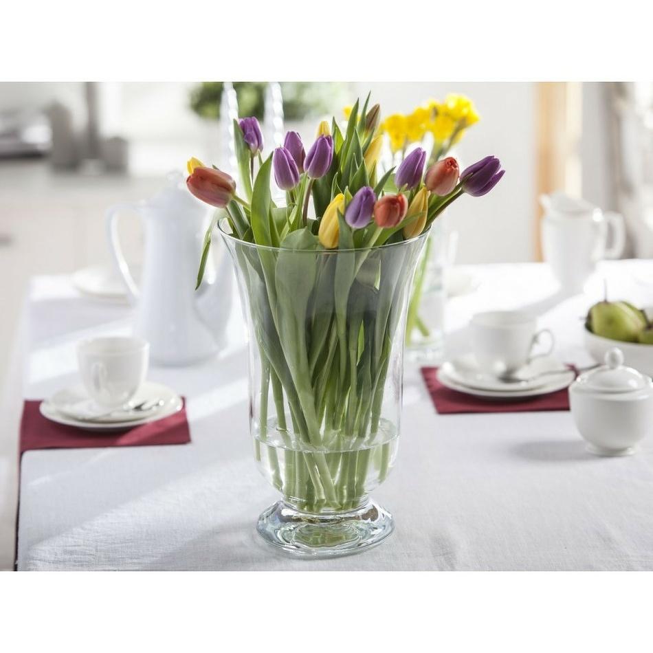 Altom Sklenená váza Elena, 35 cm