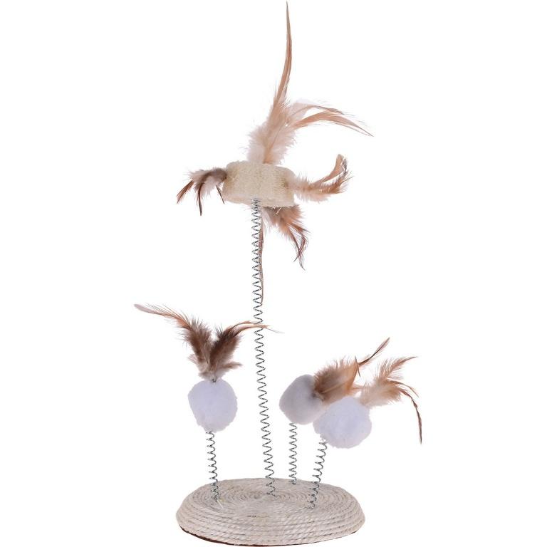 Hračka pre mačky Play tower, 33 cm